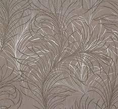 tapete floral greige modern shabby chic natur romantisch für