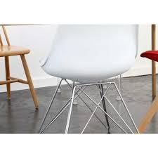 chaise drawer lot de 2 chaises design ormond eiffel chaise drawer fr