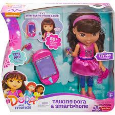 Dora The Explorer Talking Kitchen Set by Dora And Friends Talking Dora And Smartphone Walmart Com