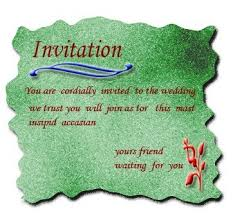 Printing Of Corporate Invitation Cards