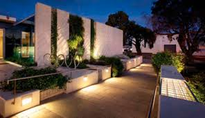 astro kalsa ip44 led recessed outdoor wall light stainless for