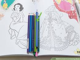 Image Titled Color In A Coloring Book Step 4
