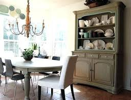 Dining Room Hutch Ideas Creative Designs Painted Com Furniture Hutches On China Cabinets Painting Decorating Top Of