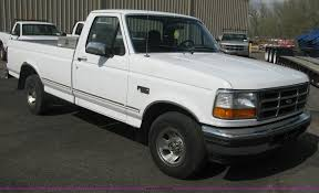 1996 Ford F150 XLT Pickup Truck | Item E3476 | SOLD! June 4 ...