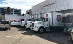 100 Salvation Army Truck Launches Largest Yearly Fundraiser While Adult