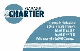 garage chartier la barre de monts