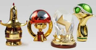 Mario Question Block Lamp Ebay by Mario Kart Trophies Shut Up And Take My Yen