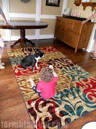 Mohawk Home Rug Review Formula Mom Houston TX Mom Blog