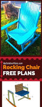 build a rocking chair using my free plans step by step