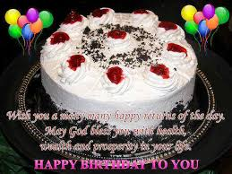 Wish you a many many happy returns of the day wonderful birthday wishes for friend