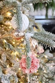 Flocking Powder For Christmas Trees by Avery Street Design Blog 2016