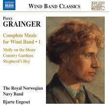 Grainger Complete Music For Wind Band Vol 1