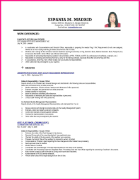 Sample Objectives In Resume For Ojt Business Administration Student Beautiful Accounting Students At