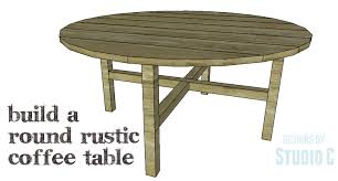 a super easy and inexpensive coffee table to build u2013 designs by
