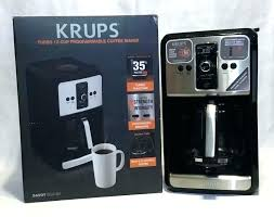 Krups Coffee Maker Manual Savoy Stainless Steel Together With Turbo Cup Programmable