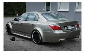Aerodynamics Prior Design BMW E60 M5 Widebody kit Need 4 Speed