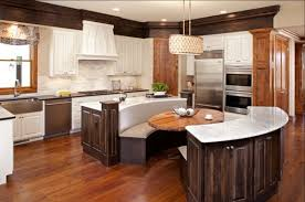 Creative Kitchen Island With Seating
