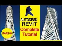 REVIT Architecture Complete Tutorial In HINDI PART 6 Autodesk Revit