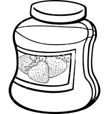 Jam Coloring Pages Ideas