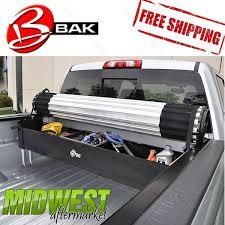 BAK BOX 2 Truck Bed Tool Box Fits 2015-2017 Ford F-150 5'6