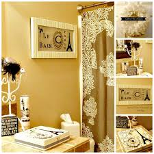 Paris Themed Living Room Decor by Room Makeover Using What You Have Easy Diy Projects Guest Bath