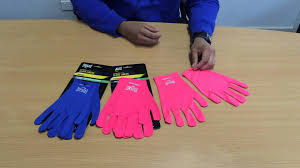 everlast everdri glove liners youtube