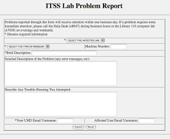 itss computer labs training materials