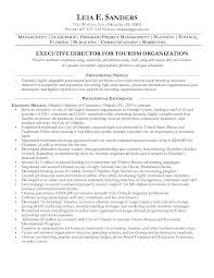 Fascinating Nonprofit Management Resume Examples On 100 Sample Of Executive Director