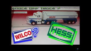 Knock Off Hess Truck? - YouTube Epic 2017 Hess Truck Unboxing Youtube Commercial 1997 Cporation Wikipedia The 2018 Rv With Atv And Motorbike Dunkin Donuts Express Flickr 2013 Miniature Racers Model Garage Toy 50th Anniversary 2014 2015 Hess Toy Fire Truck Video Review Of The 1986 Fire Bank Trucks Are Back In Cherry Hill Mall 50thanniversary On Vimeo