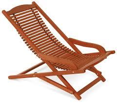 SEEKSUNG Lounge Chair,Beach Courtyard Swimming Pool Folding ...