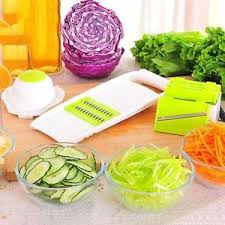 Image Is Loading Slice Plus Dice Mandolin Vegetable Cutter Health Food
