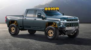 100 Gm Trucks Forum 2020 Chevy Silverado HD Desert Truck Render Chevy Truck