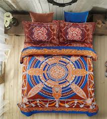 Trippy Bed Sets by 100 Hippie Comforters Sets Bohemian Bedding Sets Target