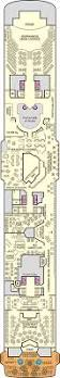 Carnival Fantasy Deck Plan Cruise Critic by Carnival Paradise Deck Plans Ship Layout U0026 Staterooms Cruise Critic