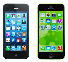 iPhone 5 vs iPhone 5C