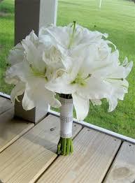 69 best Oriental Lily Wedding White Casablanca images on Pinterest