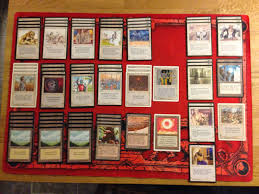 Mtg Red White Deck by Old Mtg 2013