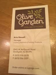 Olive Garden Goodyear Menu Prices & Restaurant Reviews