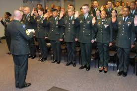 Army Guard honors new non missioned officers National Guard
