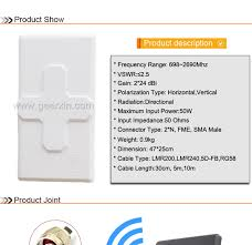 notice 2017 newest outdoor antenna supporting bluetooth access