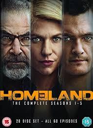 Homeland Season 1 5 DVD 2016 Amazon Claire Danes