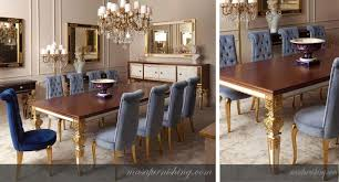 Buy Italian Dining Table Set From Masa Gaia India Id