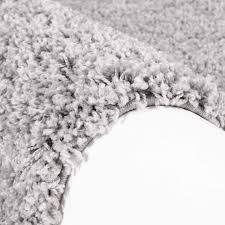 esszimmer shaggy teppich fürs wohnzimmer modern flauschig