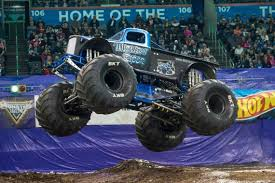 Monster Jam Leaps Into The Coast Coliseum On Saturday And Sunday ...