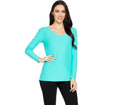 attitudes by renee u2014 blouses u0026 tops u2014 fashion u2014 qvc com