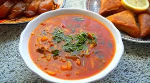 apprendre a cuisiner algerien chorba au légumes شوربة الخضر aux délices du palais