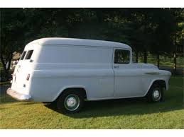 100 Chevrolet Panel Truck 1957 For Sale ClassicCarscom CC1120518