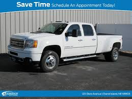 Used 2013 GMC Sierra 3500HD For Sale | Anderson Ford Kia Of Grand ... Used 2017 Gmc Sierra 1500 Denali 4x4 Truck For Sale Pauls Valley Ok Slt In 2010 4x4 Regular Cab Long Bed At Choice One 2012 Sierra I Auto Partners Serving Highland Stock 17769 Altoona Ia 2014 Sle Fine Rides Goshen Iid 18233905 Crew Cab 4wd 1435 Landers 2500hd Crew 1537 North Sussex Vehicles For 2015 Nalley Volkswagen Of