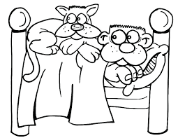 Kitten Coloring Pages Kittens Of Printable