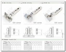Non Mortise Cabinet Door Hinges by Installing Non Mortise Cabinet Hinges Cabinet Home Design